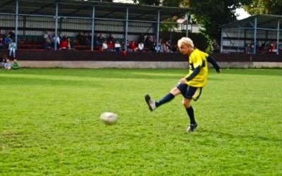 2010 - Broumov (CZ) - penalty kick...