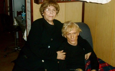 2012 - Moncalieri (ITA) - with my mom...