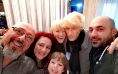 2018 - Turin (ITA) - family...